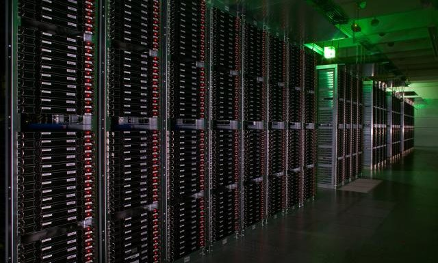 Cleanroom in Data Recovery