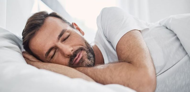 Comfortable Sleeping Position